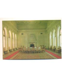 Большой Ливадийский дворец. Белый зал