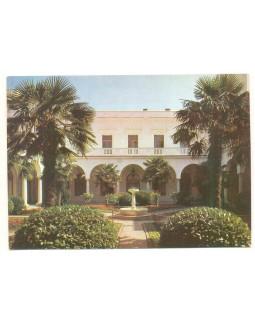 Ялта. Большой Ливадийский дворец. Итальянский дворик