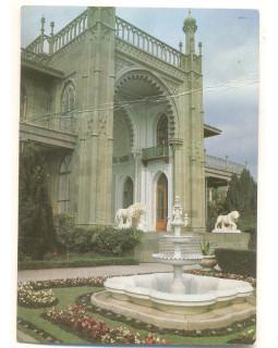 Большая Ялта. Алупка. Воронцовский дворец