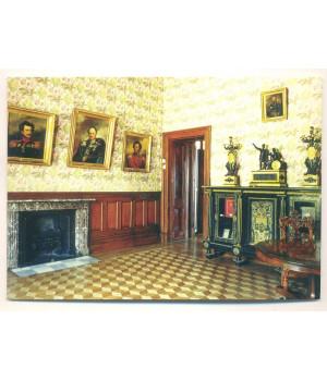 Алупкинский дворец. Парадный кабинет