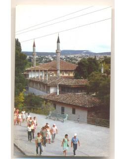 Бахчисарай. Историко-архитектурный музей