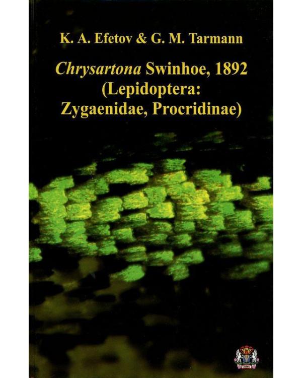 Chrysartona Swinhoe, 1892 (Lepidoptera: Zygaenidae, Procridinae)