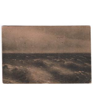 И. К. Айвазовский. Черное море