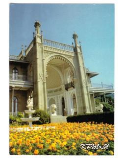 Алупка. Воронцовский дворец