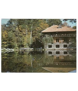 Ялта. Ресторан на озере Караголь