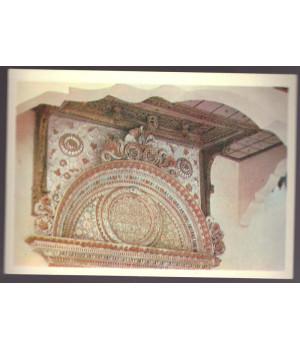 Бахчисарайский музей. Деталь портала Алевиза