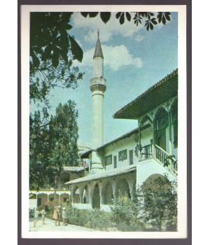 Бахчисарайский музей. Большая дворцовая мечеть Хан-Джами