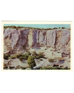 Успенский христианский пещерный монастырь