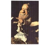 """Ялта. Поляна сказок. Фрагмент скульптурной группы """"Семь гномов"""""""