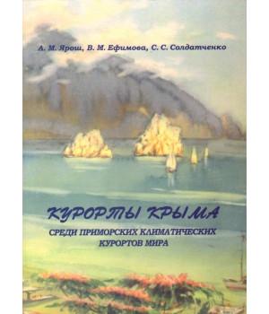 Курорты Крыма среди приморских климатических курортов