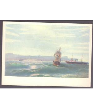 И. К. Айвазовский. Солнечный день (1884 г.)