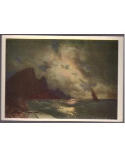 И. К. Айвазовский. Море (1864 г.)