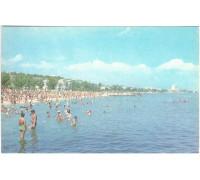 Крым. Феодосия. На пляже