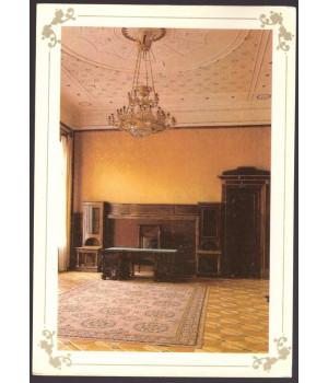 Крым. Ливадийский дворец. Фрагмент интерьера второй парадной комнаты