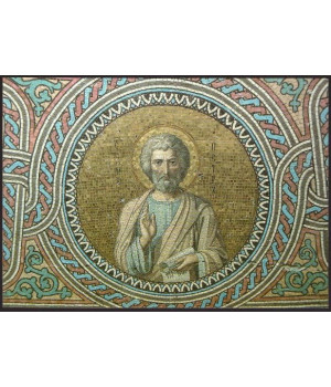Апостол Петр, мозаичный образ