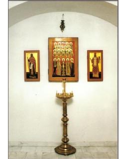 Интерьер нижнего храма