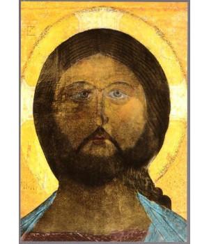 Иконостас. Образ Спасителя. 1916 г.