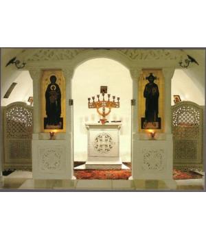 Иконостас крестильного храма