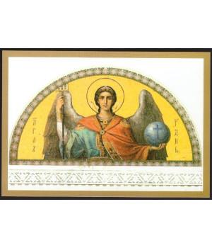 """Мозаичная икона """"Ангел Господень"""""""