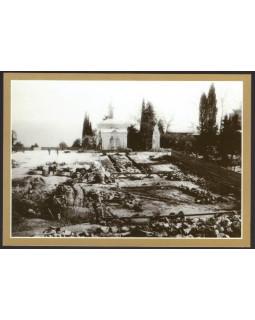 Перед строительством Большого Императорского дворца по проекту архитектора Н. П. Краснова. 1910 год