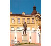 Бахчисарай. Памятник А. С. Пушкину