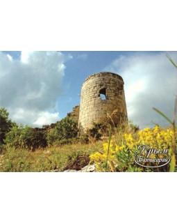 Крепость Сюйрень. Открытка