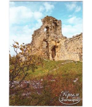 Руины Мангупской цитадели
