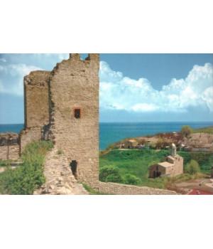 Феодосия. Генуэзская крепость