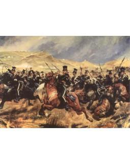 Ричард Кейтон Вудвиль. Атака легкой бригады 13 октября 1854 г.
