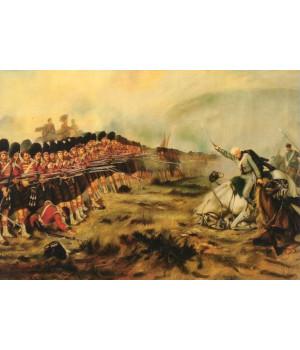 Роберт Гибб. Тонкая красная линия. 1881