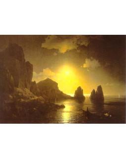 И.К. Айвазовский. Морской вид. 1841 г.