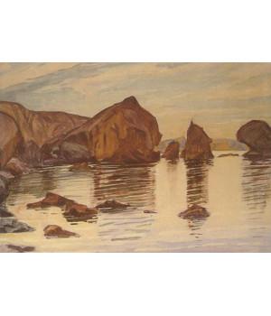 Камни Мальчина. Максимилиан Волошин