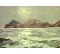 Заливы гулкие земли глухой и древней