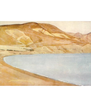 Голубой залив. Максимилиан Волошин