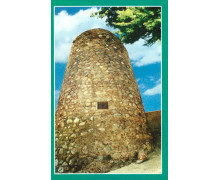 Башня крепости Алустон
