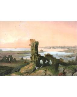 Остатки античного Херсонеса близ Севастополя