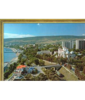 Крым. Феодосия. Фотография на льняной бумаге