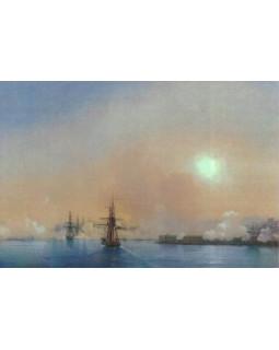 Вход в Севастопольскую бухту. Иван Айвазовский
