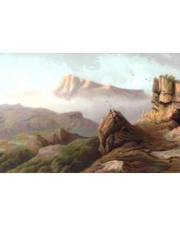 Гора Чатыр-даг. Карло Боссоли