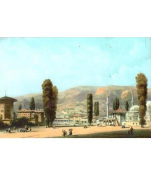 Ханский дворец. Карло Боссоли