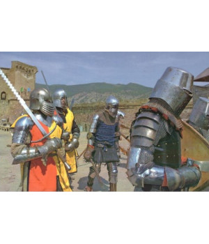 Судак. Генуэзская крепость. Почтовая открытка