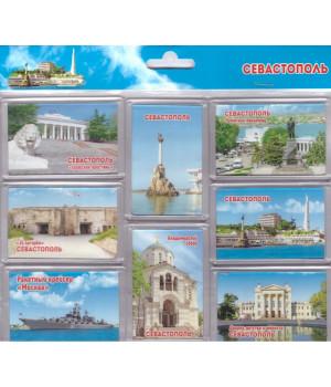 Севастополь. Комплект магнитов