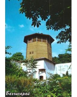 Бахчисарай. Ханский дворец. Соколиная башня