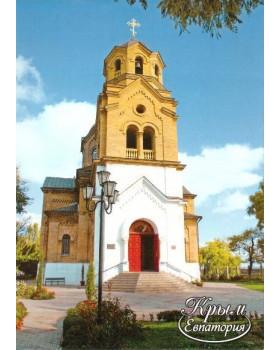 Храм Святого Ильи в Саках