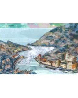 Балаклава. Авторская открытка
