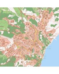 Схемы городов
