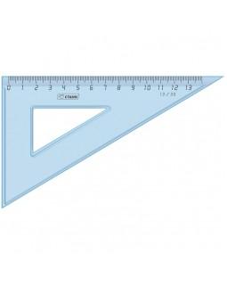 """Треугольник 30°, 13см Стамм """"Cristal"""", 1 цвет"""