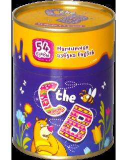 "Магнитная азбука ""C the B"" на английском языке"