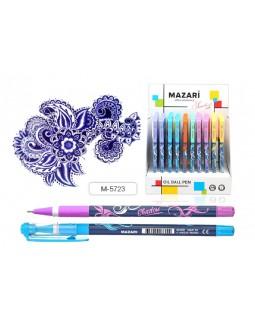 Ручка шариковая SHADOW, синяя, 0,7мм.