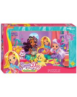 """Мозаика """"puzzle"""" maxi 24 """"Sunny Day"""" (Никелодеон)"""